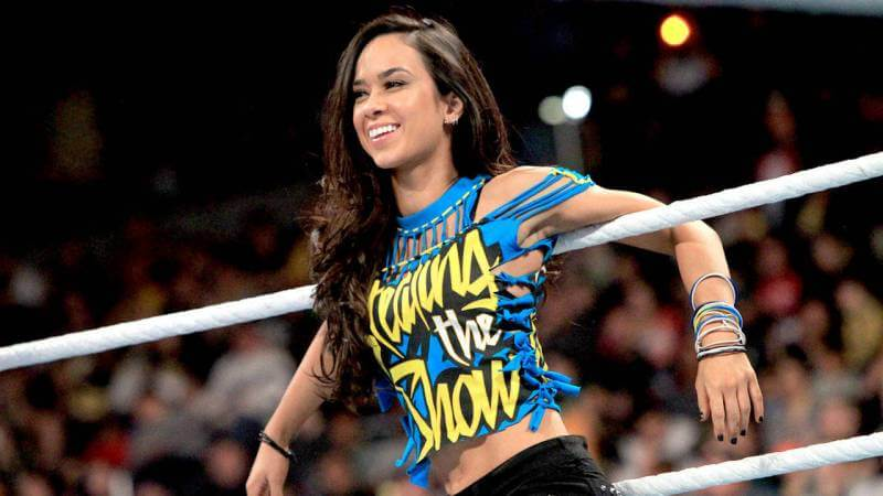 AJ Lee Biography, Age, Weight, Height, Friend, Like ...