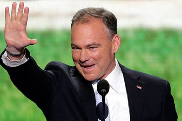 Tim Kaine Biography, Age, Weight, Height, Friend, Like, Affairs, Favourite, Birthdate & Other